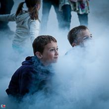 Machines fumées et CO2
